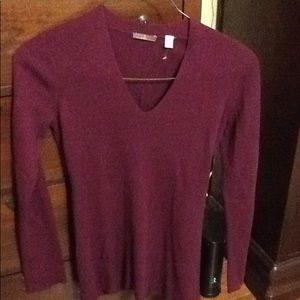Cullen Purple Sweater